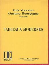 Catalogue de vente tableau Atelier peinture ECOLE MUSICALISTE GUSTAVE BOURGOGNE