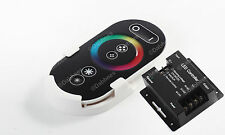 Wireless RF Dimmer Control Touch Remote Controller for RGB LED Strip 18A *NEW