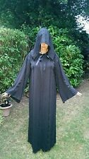 Halloween Party MEDIEVAL WITCH VAMPIRE TWILIGHT Cloak Cape  Adult size 14-16