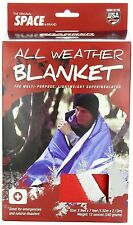 Grabber Outdoors Original Space Brand All Weather Blanket Olive, 5 Feet X 7
