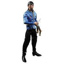 Mezco Toyz One:12 Star Trek SDCC Exclusive Mirror Mirror Evil Spock Figure MISB