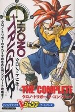 Chrono Trigger the Complete Book (V Jump books - game series) / PS
