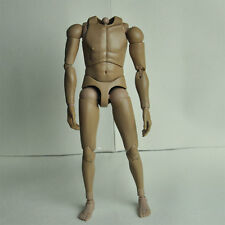 1/6 scale Custom male Narrow Shoulder body fit hot toys TTM head