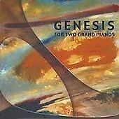 Roger T. Matte Genesis For Two Grand Pianos CD