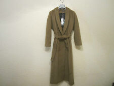 Fall Winter Spring Summer 'Vitamin C' Wool-Mohair-Polyamide-Blend Coat