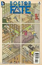 Doctor Fate #5 Comic Book 2015 - DC Dr