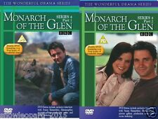 MONARCH OF THE GLEN COMPLETE SERIES 4 DVD All Episodes New UK Sealed Release R2