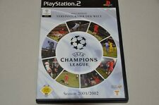 Playstation 2 Spiel - UEFA Champions League 2001/2002 -komplett Deutsch PS2 OVP