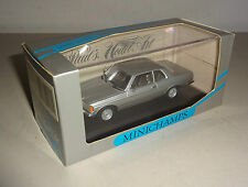 Mercedes-Benz W 123 Coupe 280 CE silber / silver metallic Minichamps 1:43!