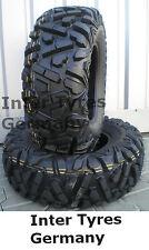 ATV Quad Buggy Geländereifen 2x 25x8-12 25x8.00-12 ähnlich BIGHORN HAKUBA P350