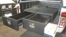 STEEL STORAGE DRAWERS FOR UTE OR VAN  850MM X 500MM X 270MM