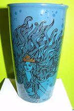 STARBUCKS Ceramic Blue Siren Tumbler