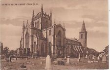 View From North East, Dunfermline Abbey, DUNFERMLINE, Fife