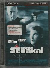 DVD - Der Schakal (Richard Gere, Bruce Willis) / #11707