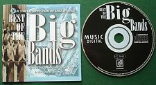 Best of The Big Bands Harry James Louis Armstrong Artie Shaw Glenn Miller + CD