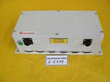 Edwards NRY0DN101US Eason Control Box Module Alarm Enclosure Rev. T Used Working