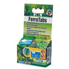 JBL FERROTABS * 30 tablets * Fertilizer tablets for aquatic plants