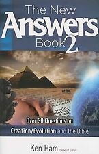 THE NEW ANSWERS BOOK [9780890515372] - KEN HAM (PAPERBACK) BRAND NEW !!
