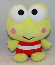 "Kero Kero Keroppi Plush Sanrio Japan Toy 18cm 7 1/8"" Claw Game UFO catcher Cute"