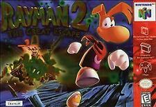 Rayman 2: The Great Escape (Nintendo 64, 1999)