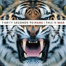 "30 SECONDS TO MARS ""THIS IS WAR"" CD NEU"