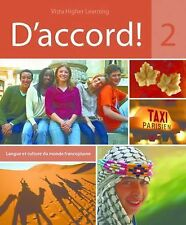 D'Accord! Level 2 Student Edition by
