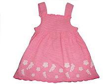 NEU Dopodopo tolles Kleid / Longshirt / Hängerchen Gr. 80 pink-weiß gestreift !!