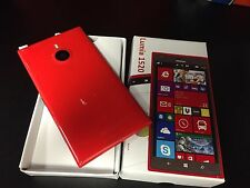 Nokia Lumia 1520 - 16GB - Red (Unlocked) AT&T Smartphone Excellent COSMETIC