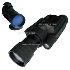 Digital NV Monocular IR Night Vision Goggles Security Camera Gen Tracke