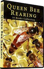 10 QUEEN BEE REARING Books Practical & scientific methods How to Rear queen bees