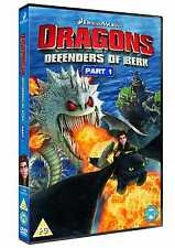 Dragons: Defenders Of Berk - Part 1 - DVD