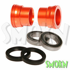 RFX Front Wheel Spacer & Bearing Kit KTM SX-F XC-F 250 350 400 450 505 525 03-14