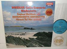 ABRD 1167 Moeran Cello Concerto Raphael Wallfisch Bournemouth Sinfonietta DelMar