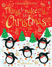 Usbourne Book 'Things to make and do for Christmas'
