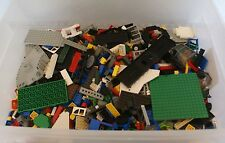 LEGO Over 1000  pieces - 5 lbs - bricks & flats & specialty pieces - Cleaned