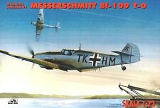 MESSERSCHMITT Bf 109 T-0 TRAGERJAGER (GRAF ZEPPELIN FIGHTER) 1/72 RPM