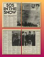 Sos In The Snow Yukon Plane Crash Helen Klaben And Ralph Flores 1963 Old Article