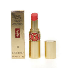 Yves Saint Laurent YSL Volupte Shine Rose Lipstick 33 Pink Neillia - DAMAGED BOX