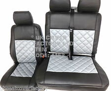 FIAT SCUDO  VAN SEAT COVERS DIAMOND STITCH PREMIUM QUALITY A150GYBK