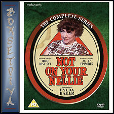 NOT ON YOUR NELLIE - THE COMPLETE SERIES  * BRAND NEW DVD***
