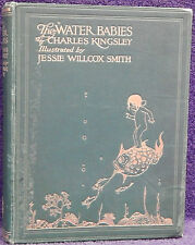 Kingsley, Charles.  The Water Babies.  Illustrated by Jessie Willcox Smith