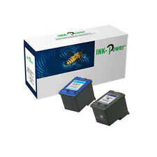 2 NonOEM Ink Cartridge for HP 21XL 22XL Deskjet F2280 F22655 F4100 F4140 F4172