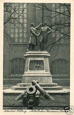 18064/ Foto AK, Ostseebad Kolberg, Nettelbeck u. Gneisenau-Denkmal, ca. 1925
