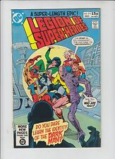 DC Comics The Legion of Superheroes Comic No 270 - December 1980