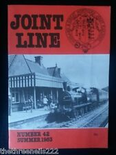 JOINT LINE - Midland & Great Northern Joint Railway Society - # 42 - SUMMER 1983