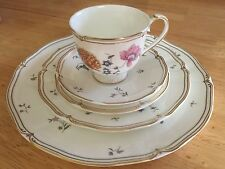 4 - Wedgewood Rosemeade 5 pc Place Setting Fine Bone China England MIB