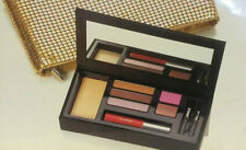 Discontinued CLARINS CHIC & GLAM MAKEUP PALETTE With GOLD CLUTCH BAG