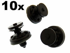 10x Skoda Plastic Trim Clips for Door Cards & Interior Trim Panels & Covers