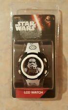 Star Wars LCD Stormtropper Watch