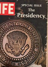LIFE 7-5-68 Johnson, White House, power, speechwriters